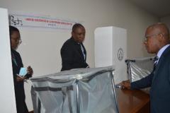 Élection d'un représentant  des Cours d'Appel de la République au Conseil Supérieur du Pouvoir Judiciaire (CSPJ).-8